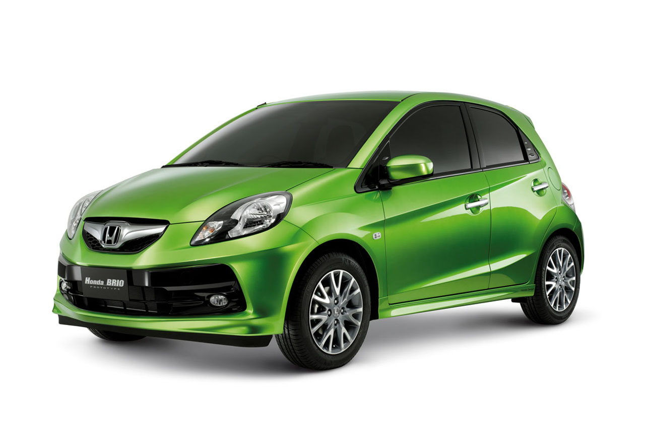 2012 Honda BRIO City Car Review