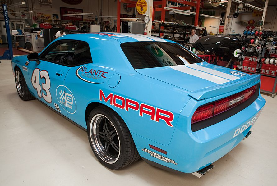 2010 Dodge Challenger Richard Petty Signature Series