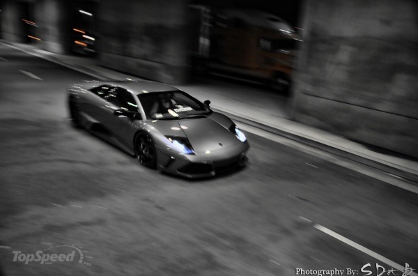 2010 Lamborghini Murcielago by Platinum Motorsport wallpaper image