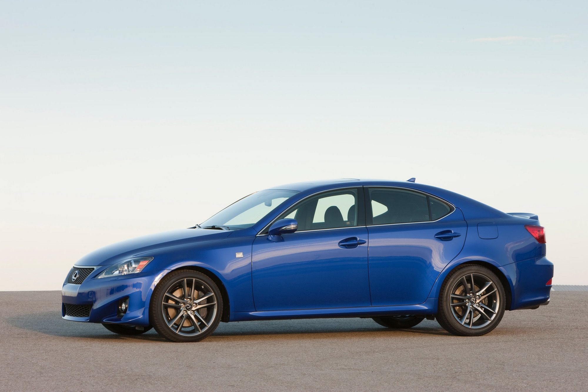 2011 Lexus IS 350 F Sport | Top Speed. »