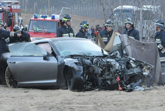 Nissan Gt R Involved In Fatal Crash Top Speed