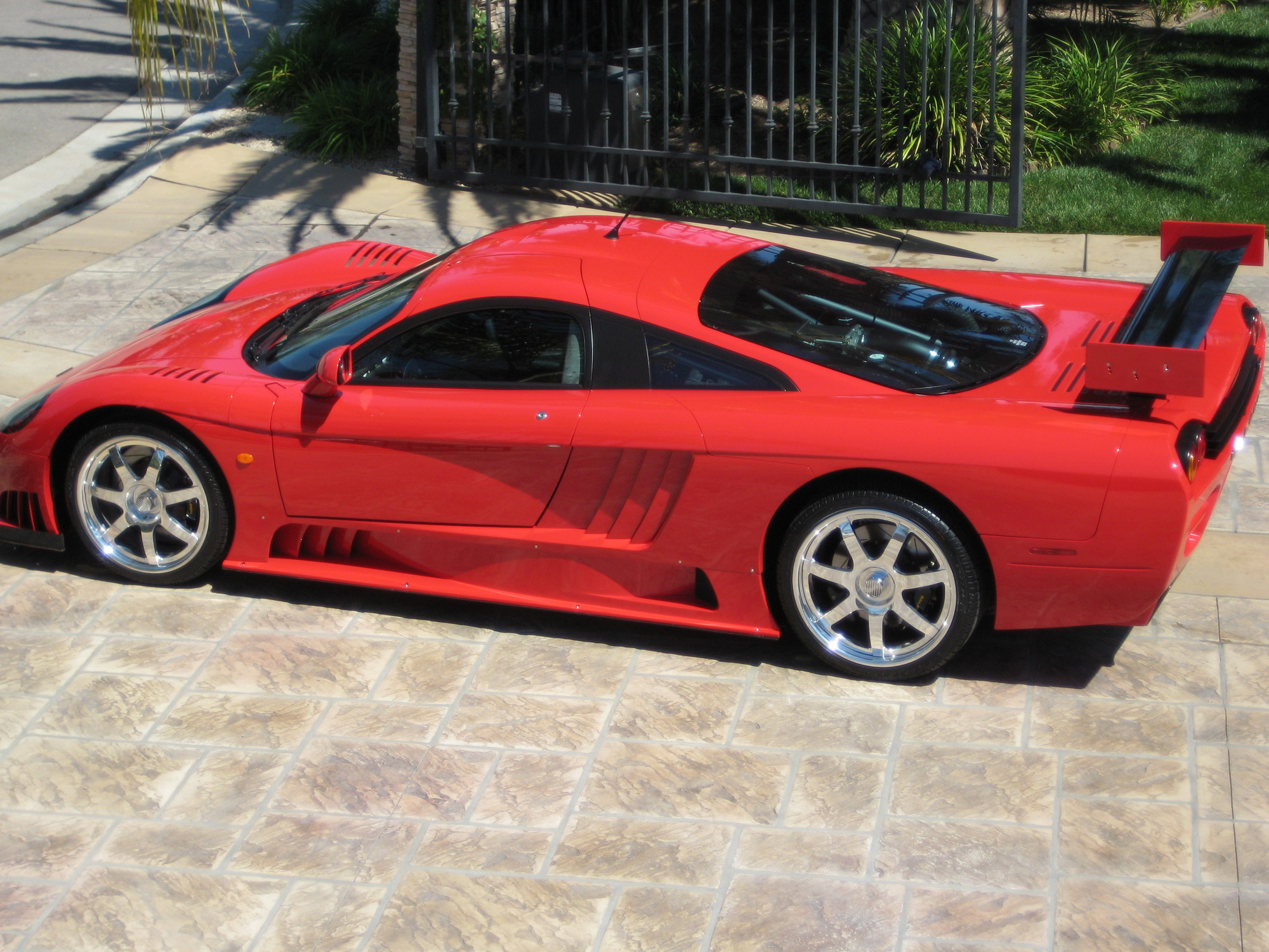 Street Legal Saleen S7 petition For Sale