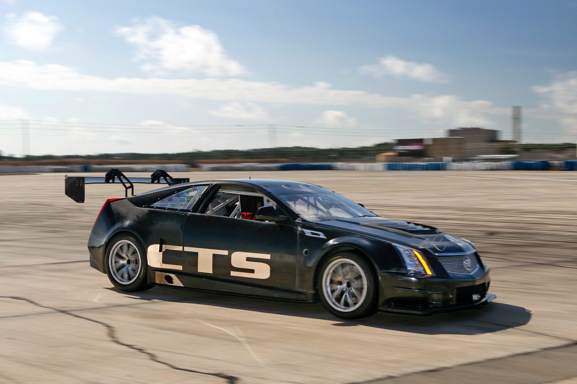 2011 Cadillac Cts V Coupe Race Car Top Speed