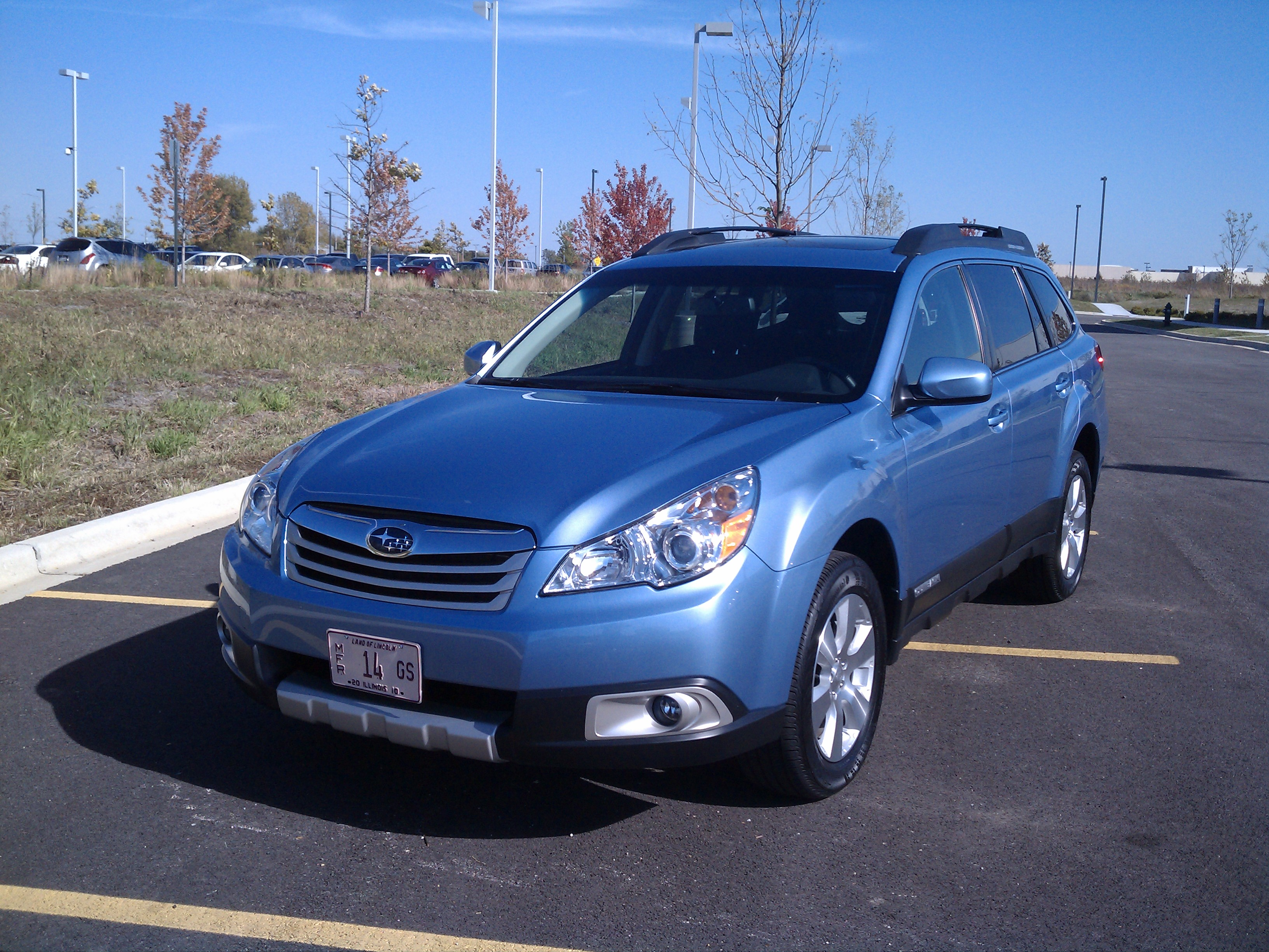 Subaru Outback Off Road >> 2011 Subaru Outback 3.6 Review - Top Speed