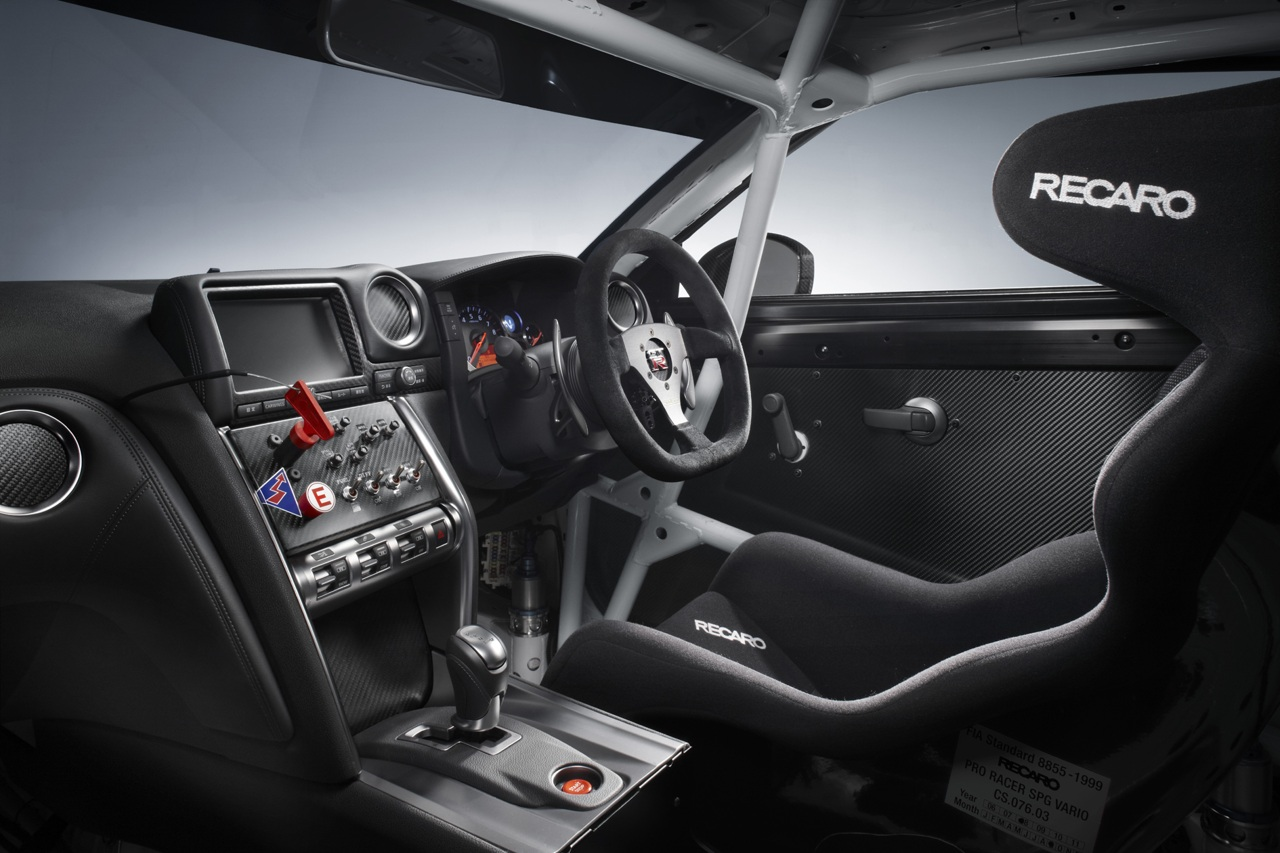 2012 Nissan Nismo Gt R Rc Top Speed