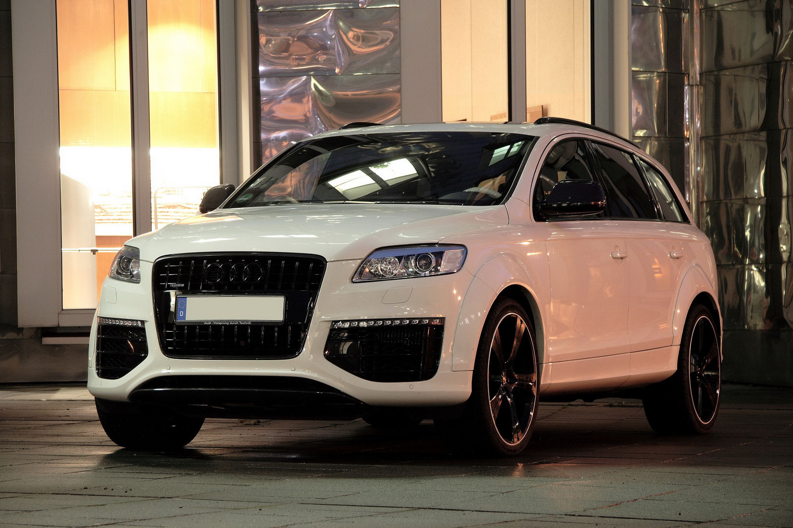 2011 Audi Q7 V12 Tdi Family Edition By Anderson Germany Top Speed