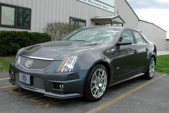 2011 Cadillac Cts V By Lingenfelter Top Speed
