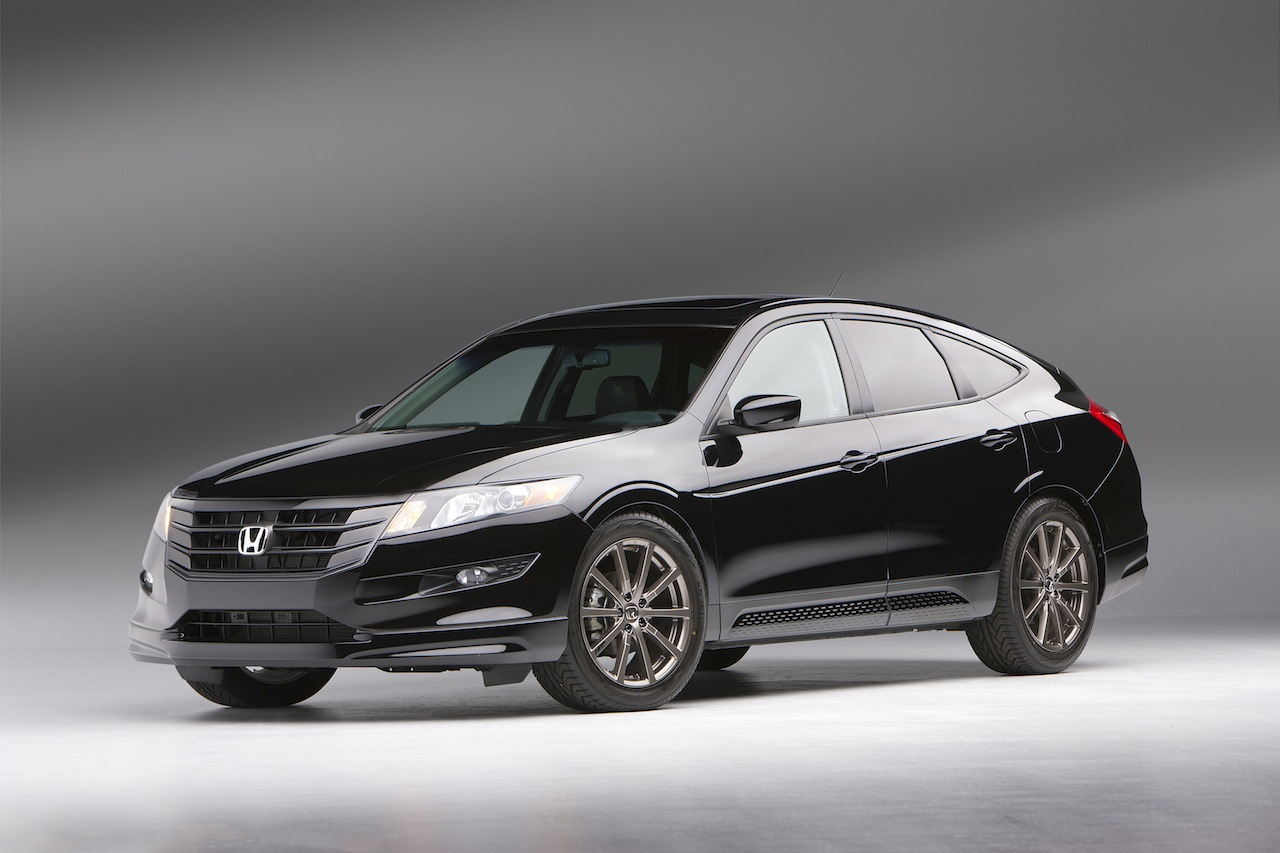 2011 Honda Accord Crosstour HFP Concept | Top Speed. »
