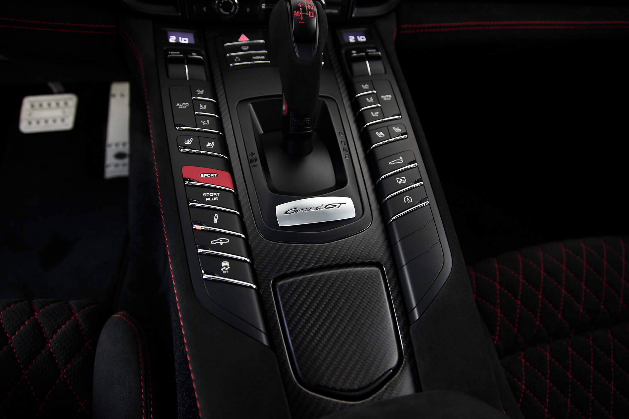 2011 Porsche Panamera GrandGT Carbon Fiber By TechArt | Top Speed
