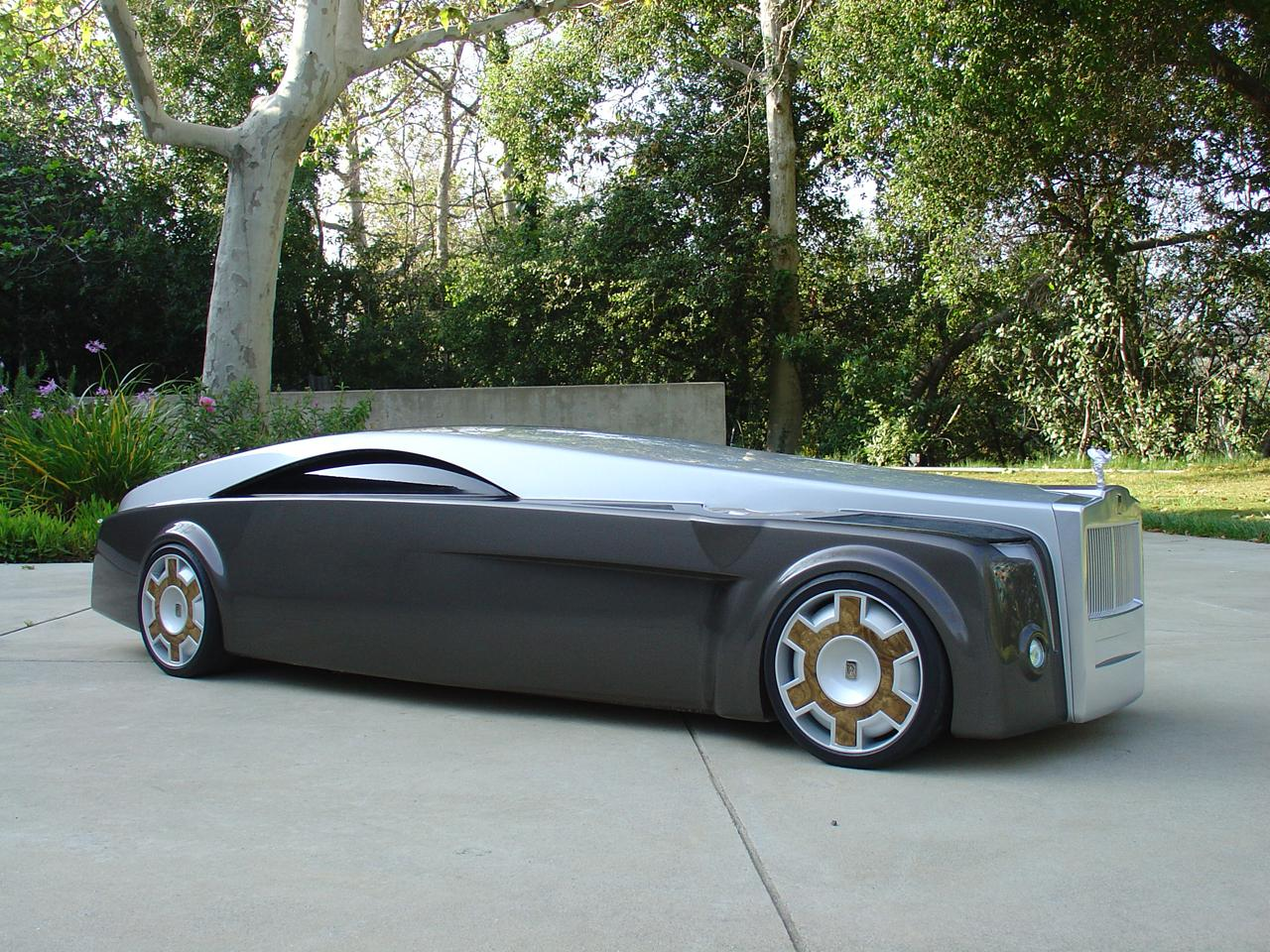 Rolls Royce Apparition Concept | Top Speed