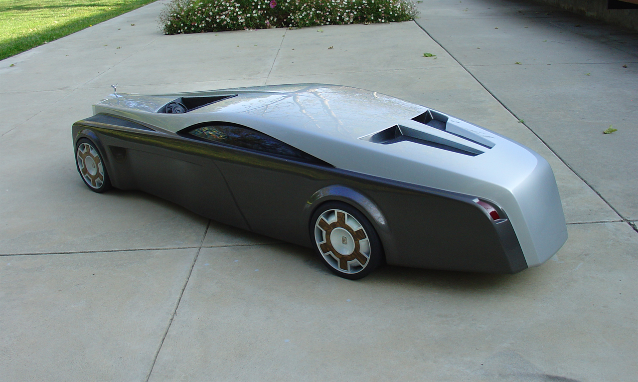 Rolls Royce Apparition Concept Gallery 388539 Top Speed