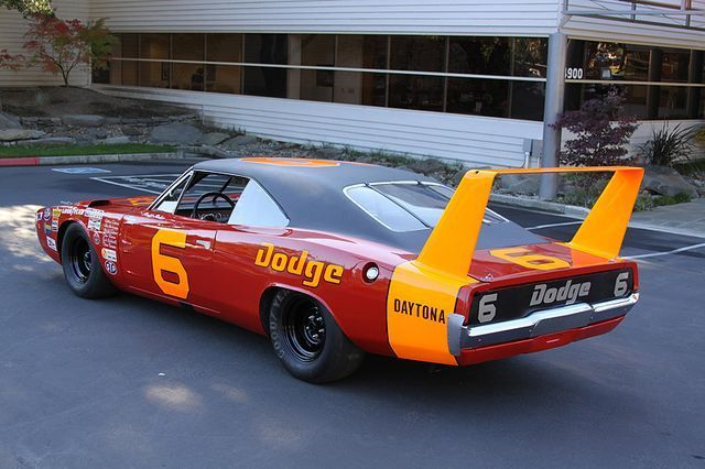 1969 Dodge Charger Daytona Top Speed