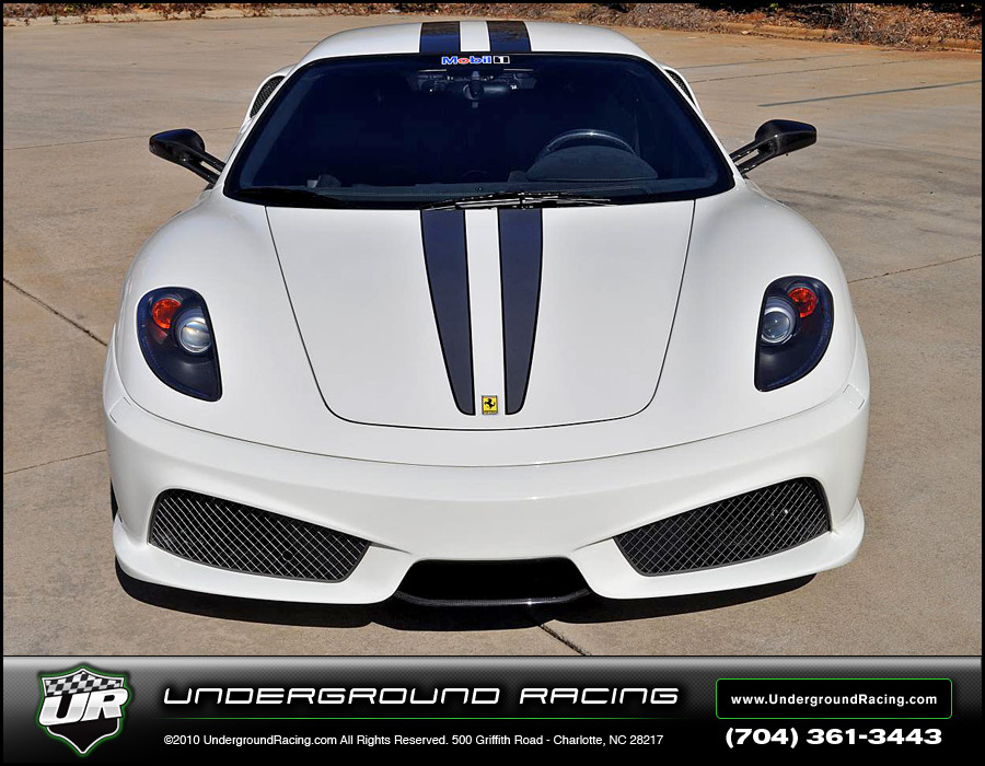 Ferrari F By Underground Racing Review Top Speed - Fast car 361