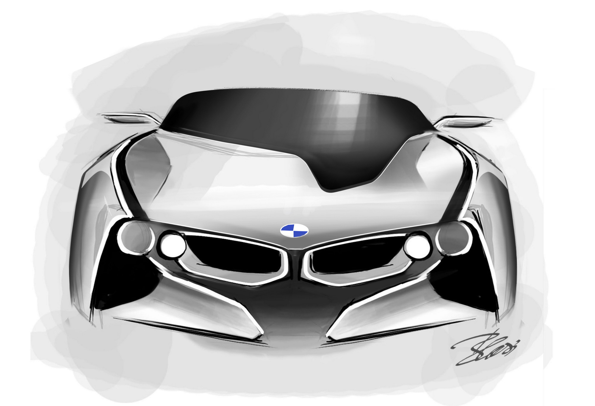 2011 BMW Vision ConnectedDrive Concept Review - Top Speed