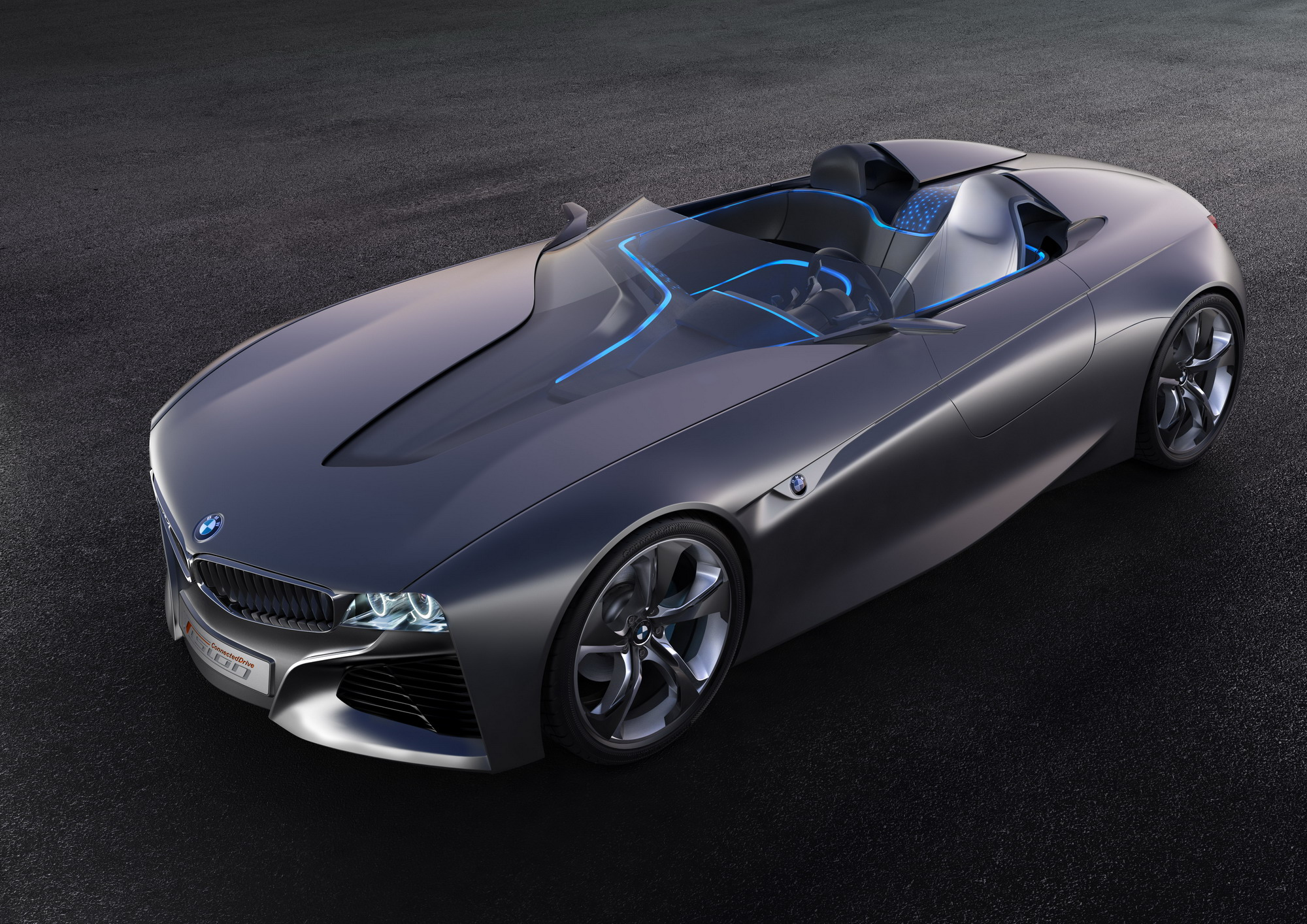 2011 BMW Vision ConnectedDrive Concept | Top Speed