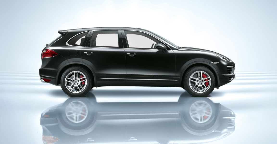 2011 Porsche Cayenne Turbo Top Speed