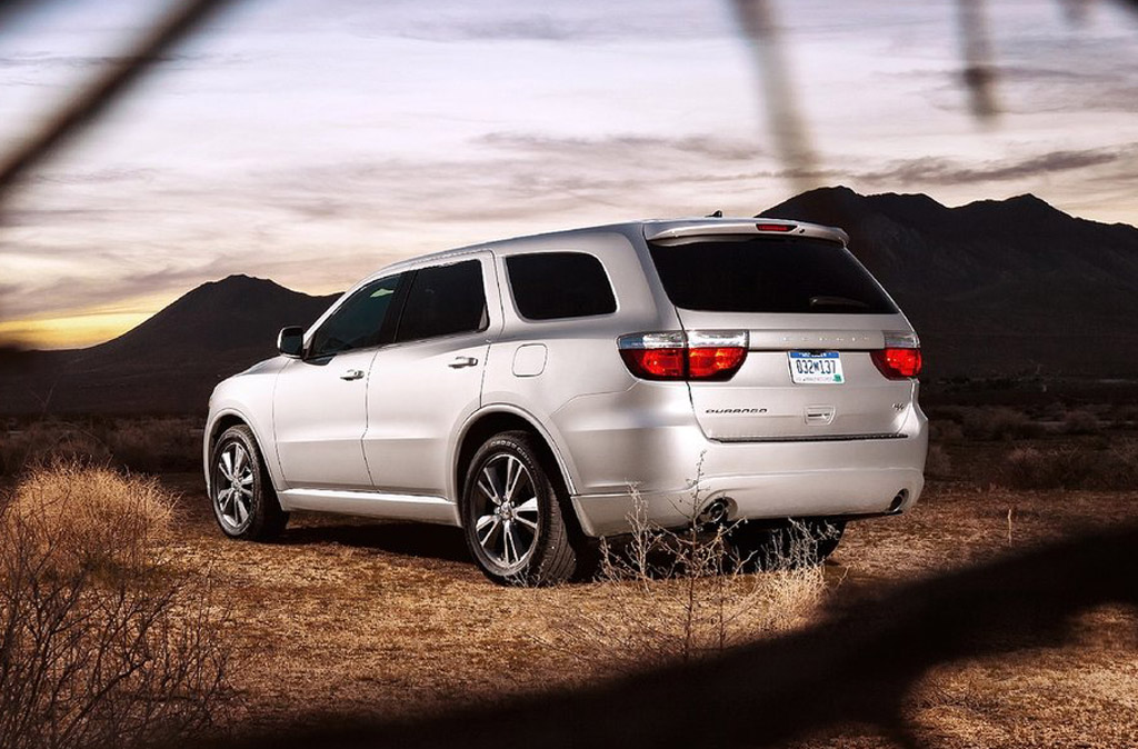 Dodge Latest Models >> 2011 Dodge Durango R/T Review - Top Speed