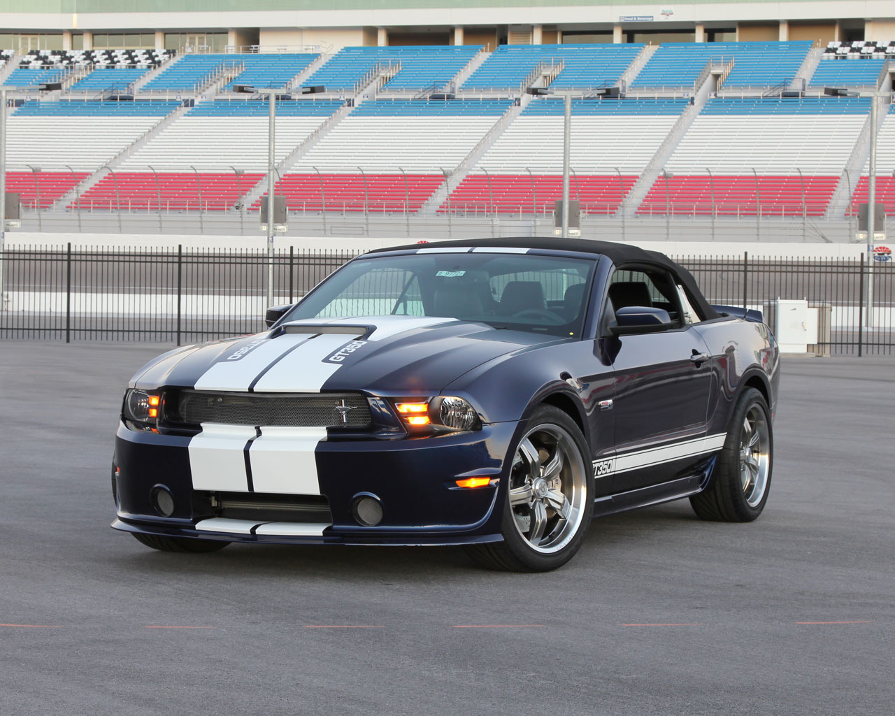 2012 Ford Mustang Shelby GT350 | Top Speed