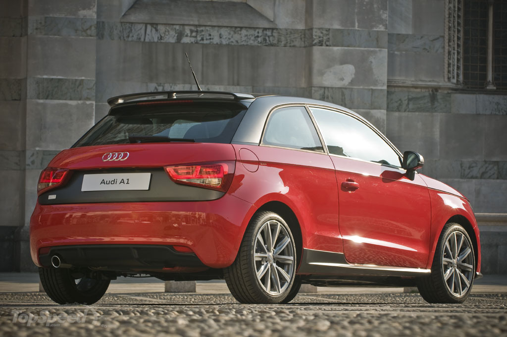 2011 aznom audi a1 goldie blade edition dark cars wallpapers. Black Bedroom Furniture Sets. Home Design Ideas