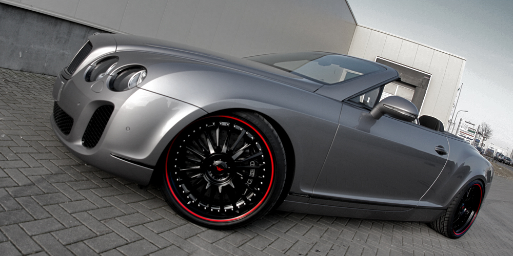 2011 Bentley Continental Supersports Convertible By Wheelsandmore