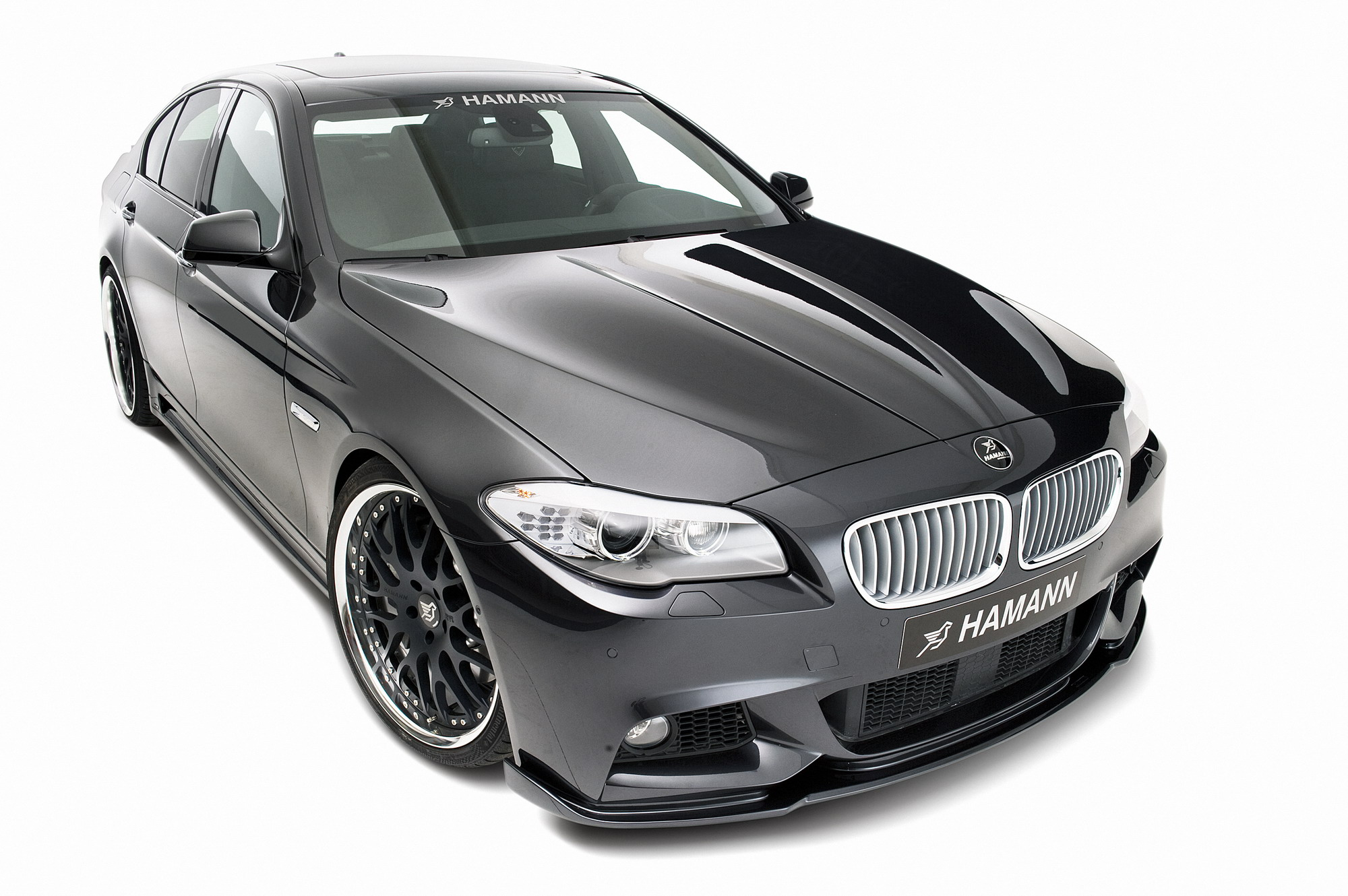 2011 bmw 5 series m sport package by hamann top speed. Black Bedroom Furniture Sets. Home Design Ideas
