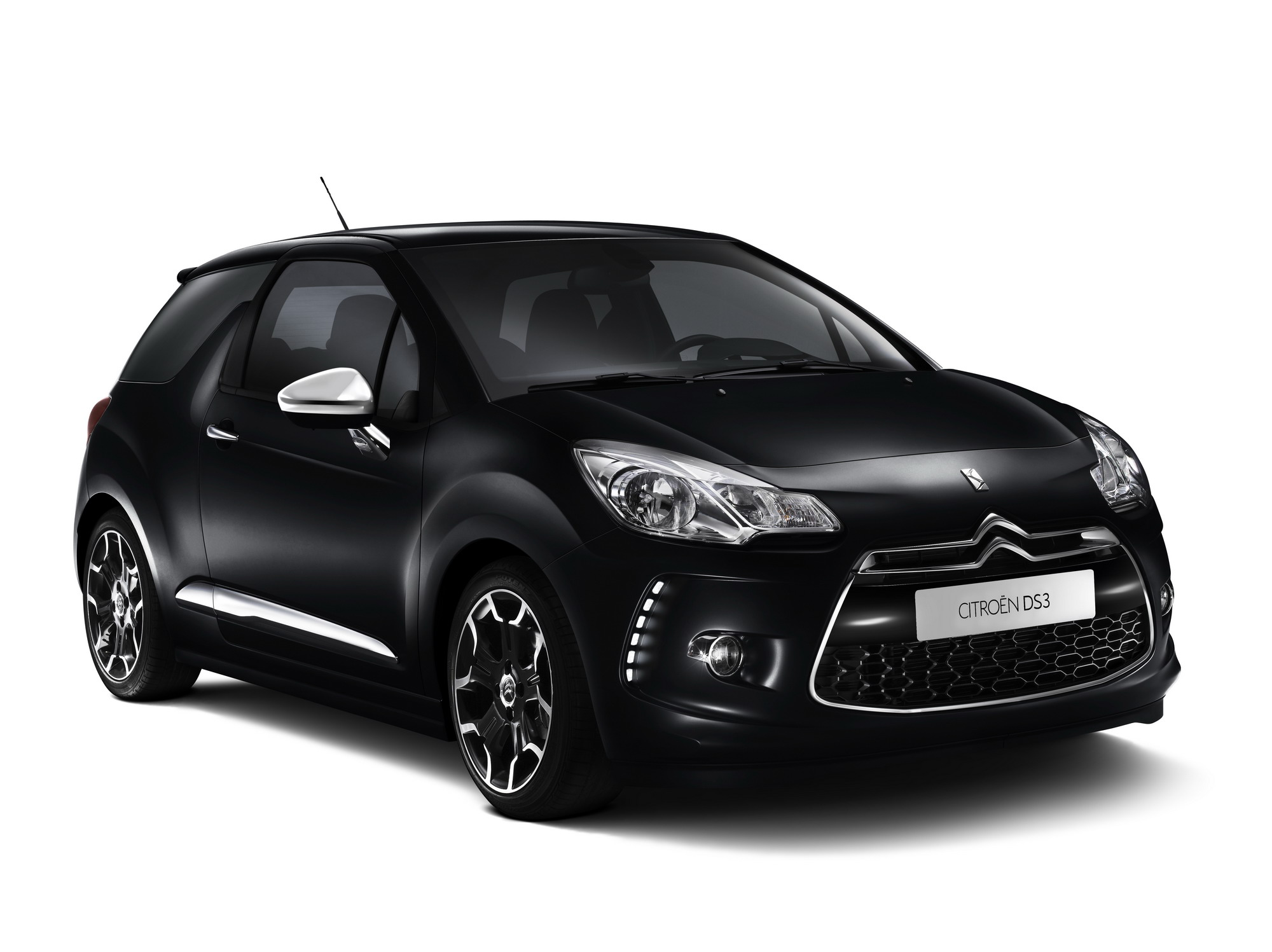 2011 Citroen Ds3 Serie Noire Top Speed