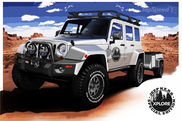 The Jeep Channel - jeep wrangler by xplw