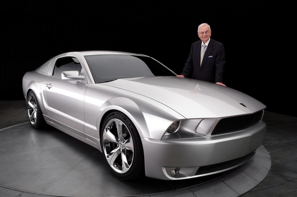 Lee Iacocca's Ford Mustang 45th Anniversary Edition Up For ...