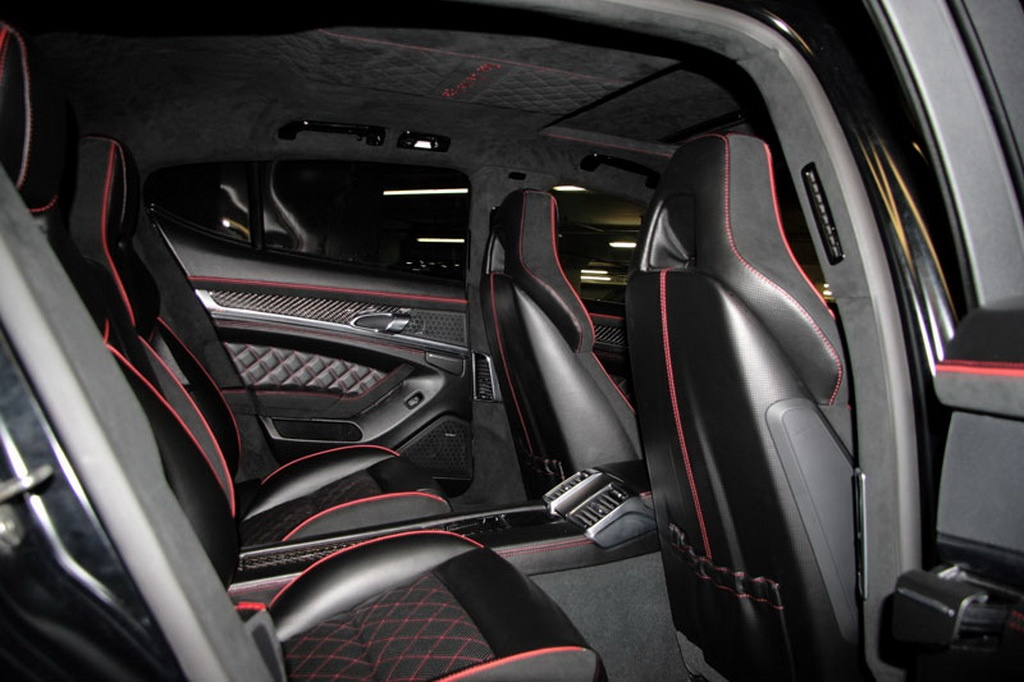 2011 Porsche Panamera By Anderson Germany