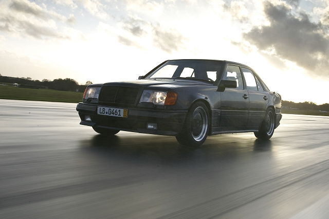 1986 AMG HAMMER | Top Speed