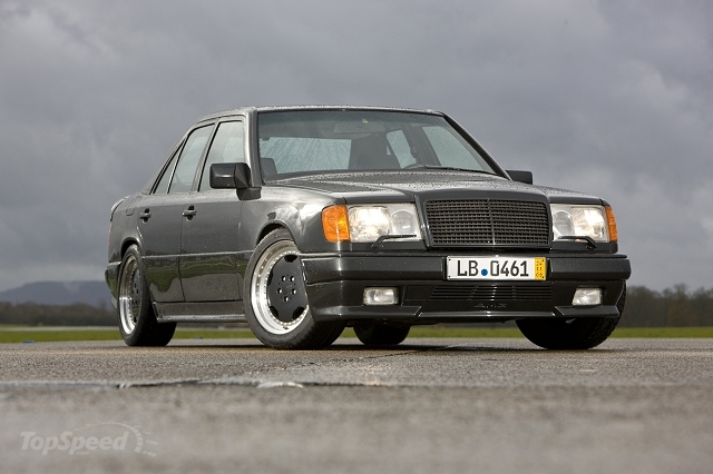 1986 AMG HAMMER | car review @ Top Speed