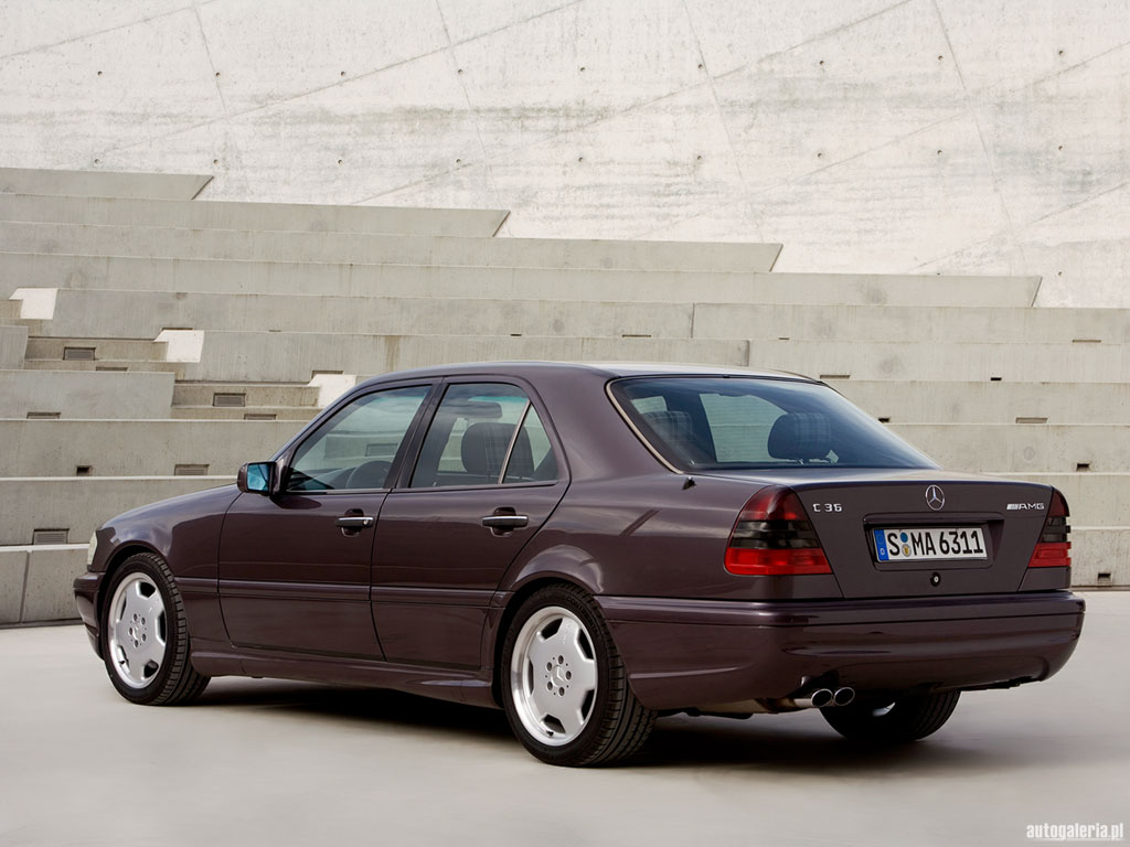 1995 mercedes c36 amg review top speed. Black Bedroom Furniture Sets. Home Design Ideas