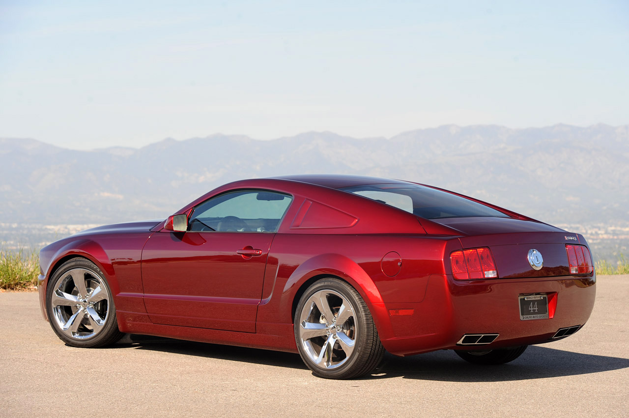 Lee Iacocca Mustang >> 2009 Ford Mustang Lee Iacocca Edition Top Speed