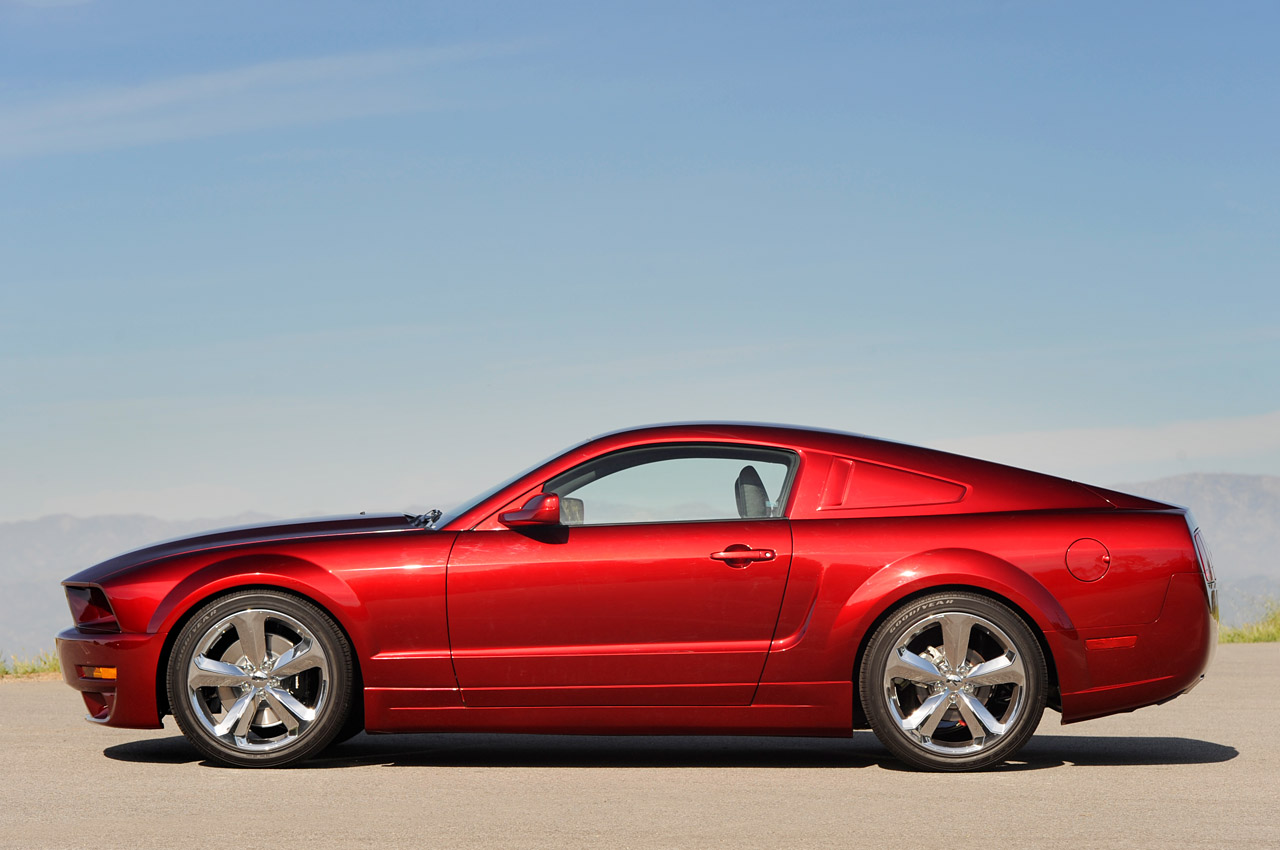 2009 Ford Mustang Lee Iacocca Edition | Top Speed