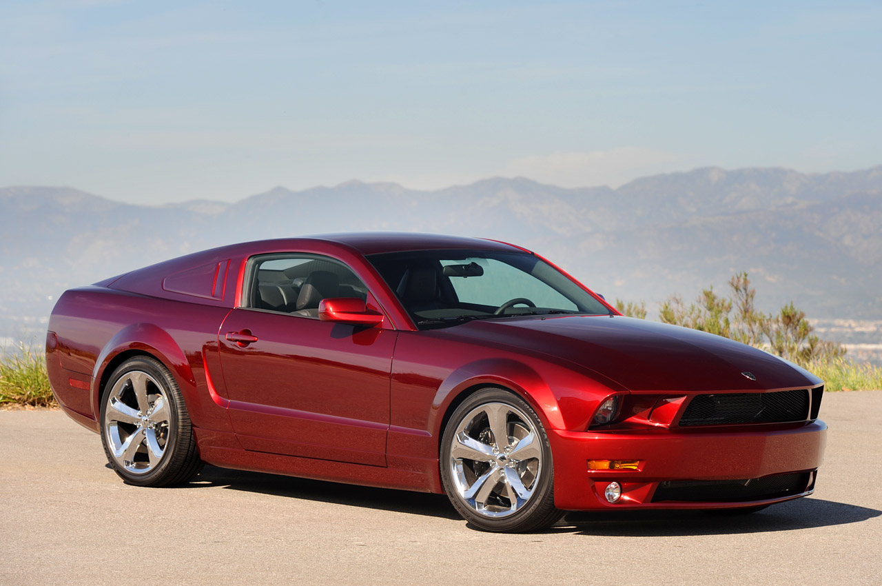 2009 Ford Mustang Lee Iacocca Edition Top Speed