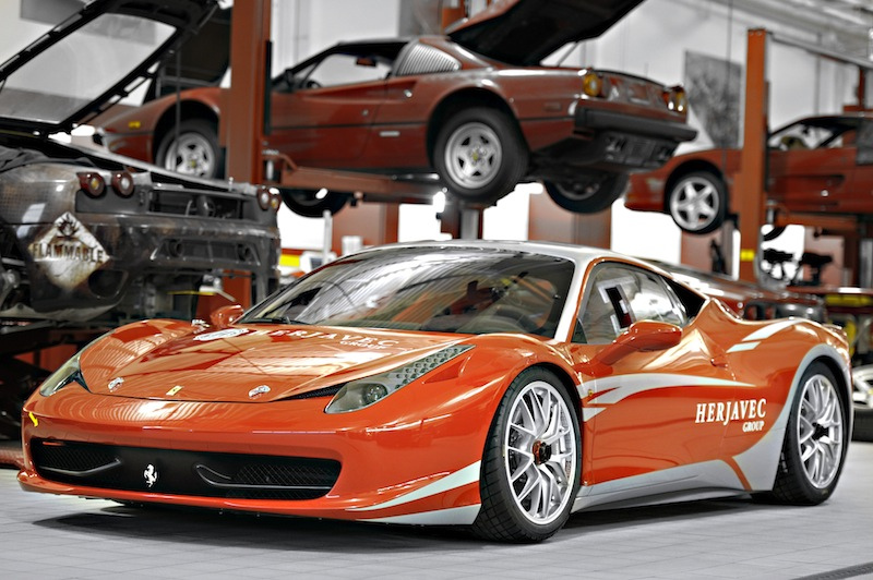 2011 ferrari 458 challenge review top speed. Black Bedroom Furniture Sets. Home Design Ideas
