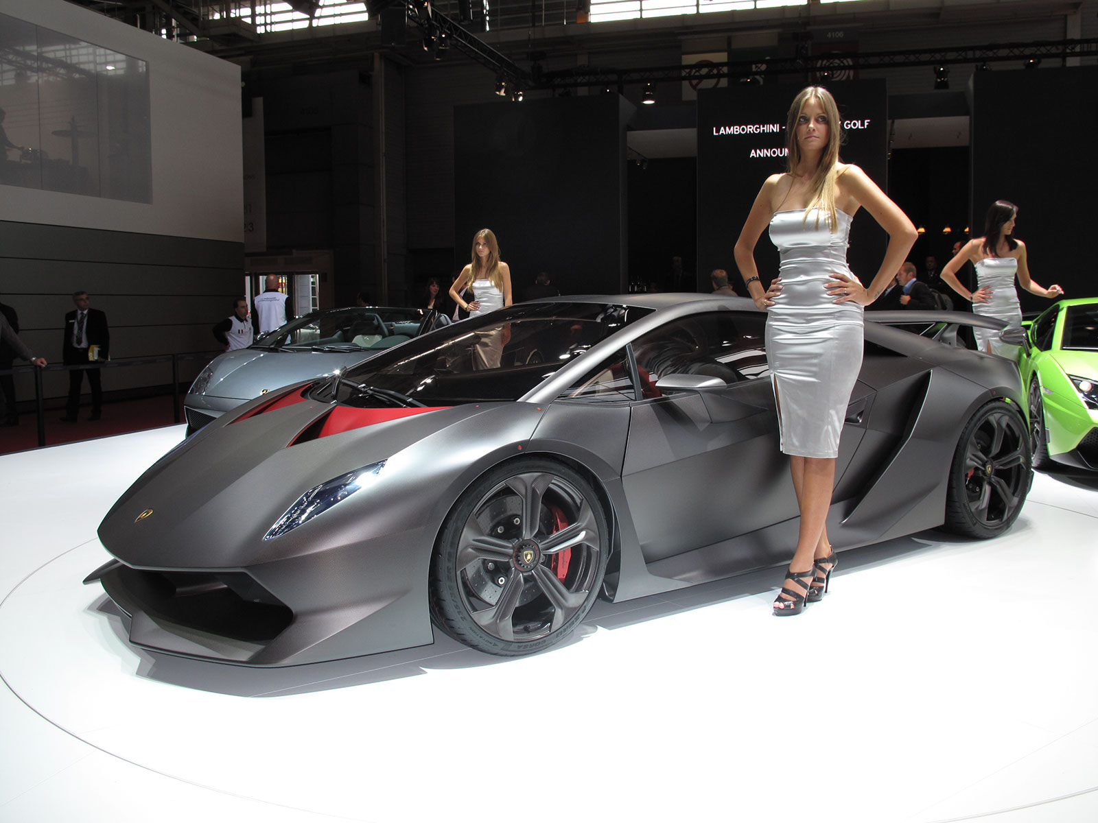 Attractive 2011 Lamborghini Sesto Elemento Concept Review   Top Speed. »