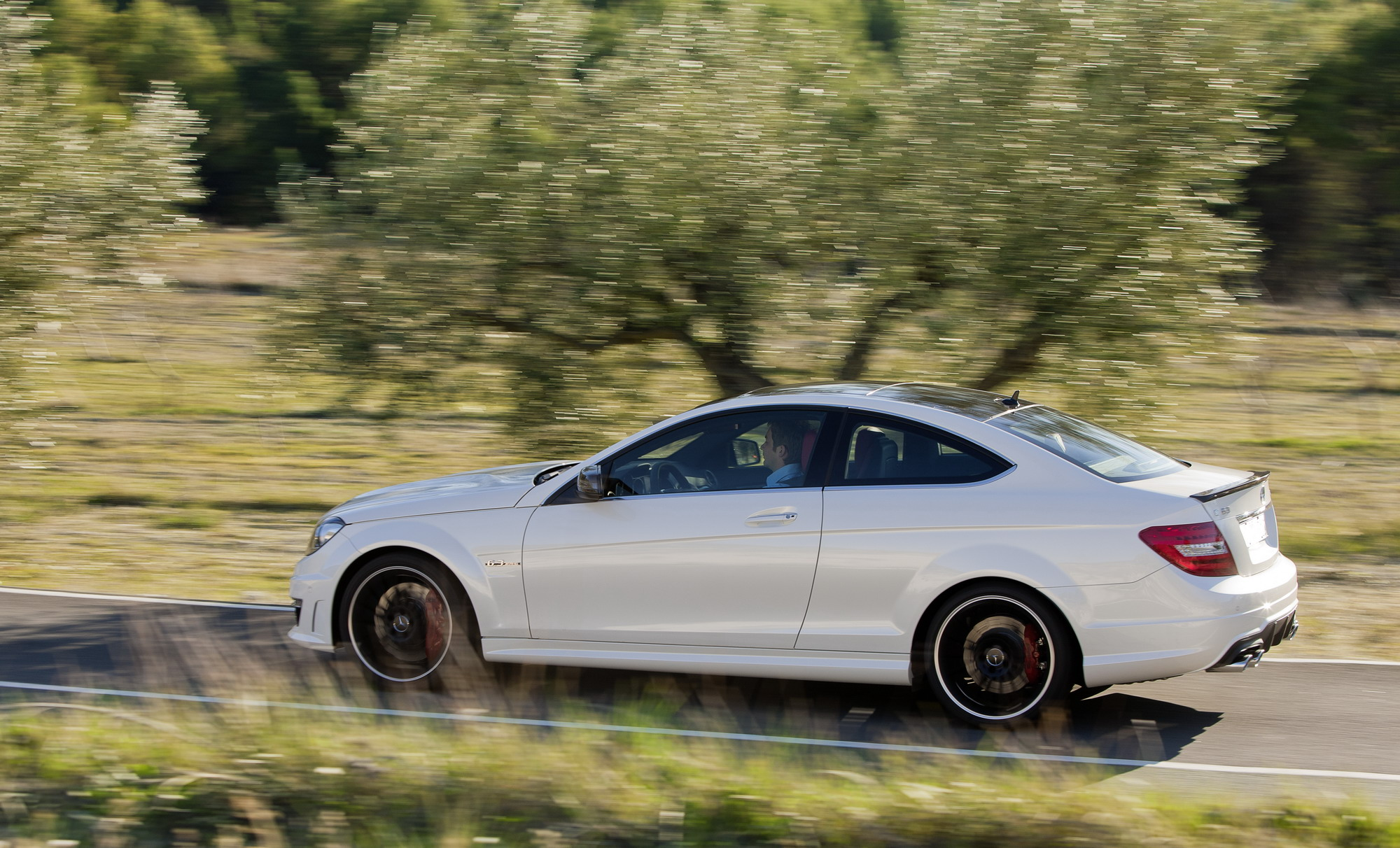 2013 Mercedes C63 Amg Coupe Review Top Speed
