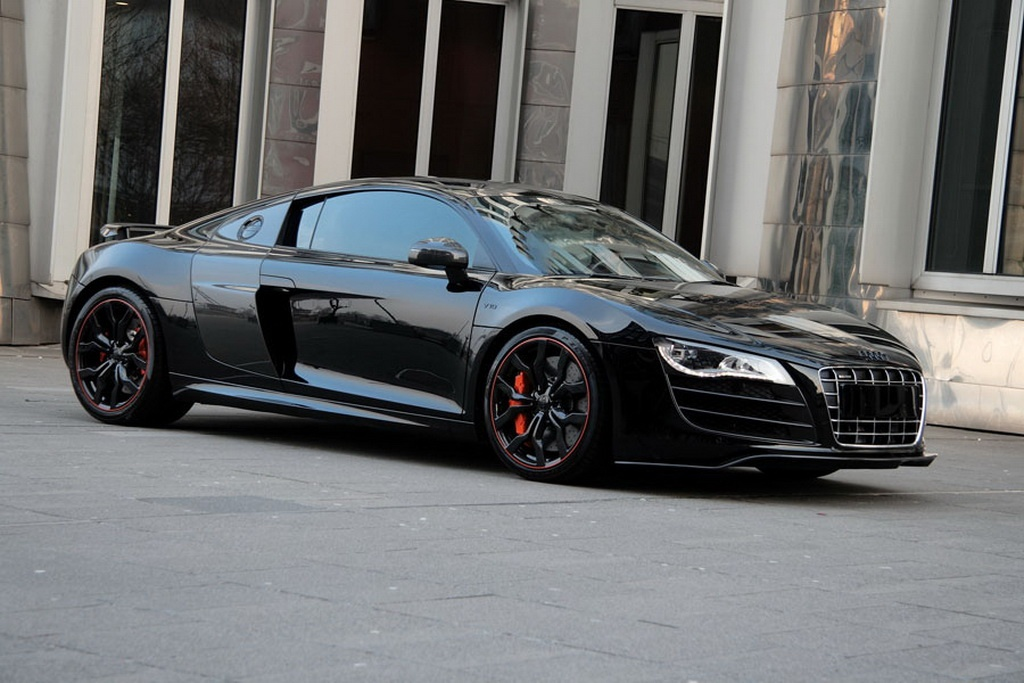 2011 Audi R8 V10 Hyper Black Edition By Anderson Germany