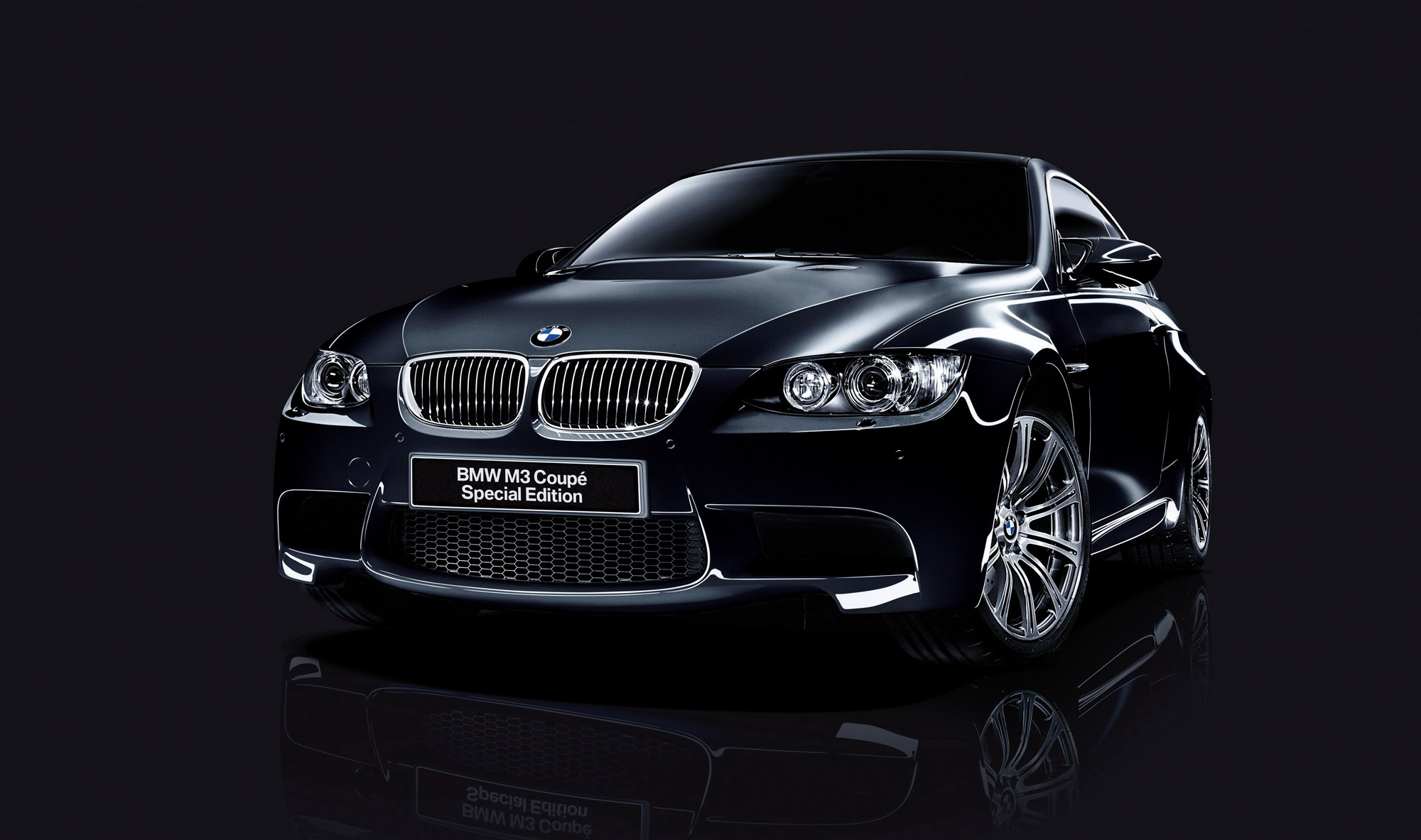 2011 BMW M3 Coupe Matte Edition Review - Gallery - Top Speed