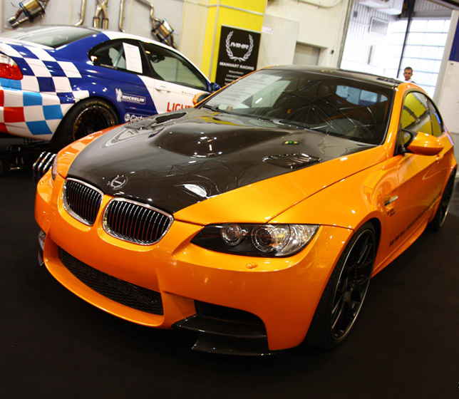 2010 Bmw M3 V8rs By Manhart Racing Top Speed