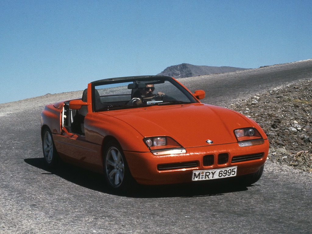 1989 1991 bmw z1 review gallery top speed. Black Bedroom Furniture Sets. Home Design Ideas