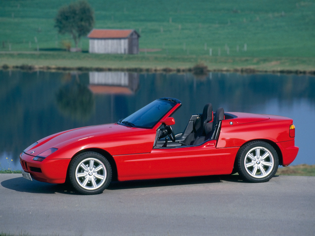 1989 1991 bmw z1 review top speed. Black Bedroom Furniture Sets. Home Design Ideas
