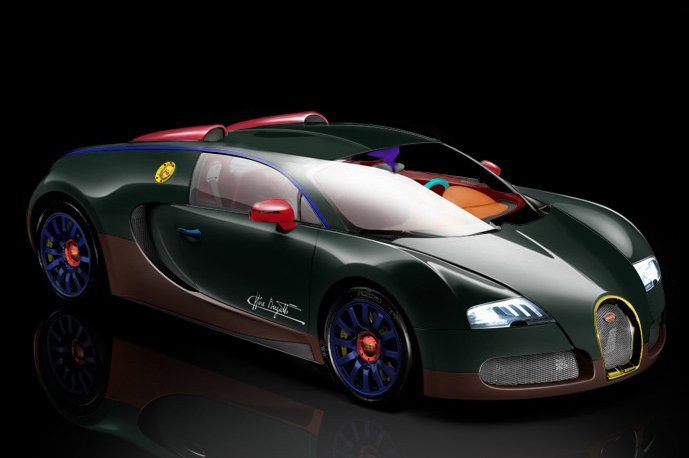 ugliest bugatti veyron competition on facebook | top speed