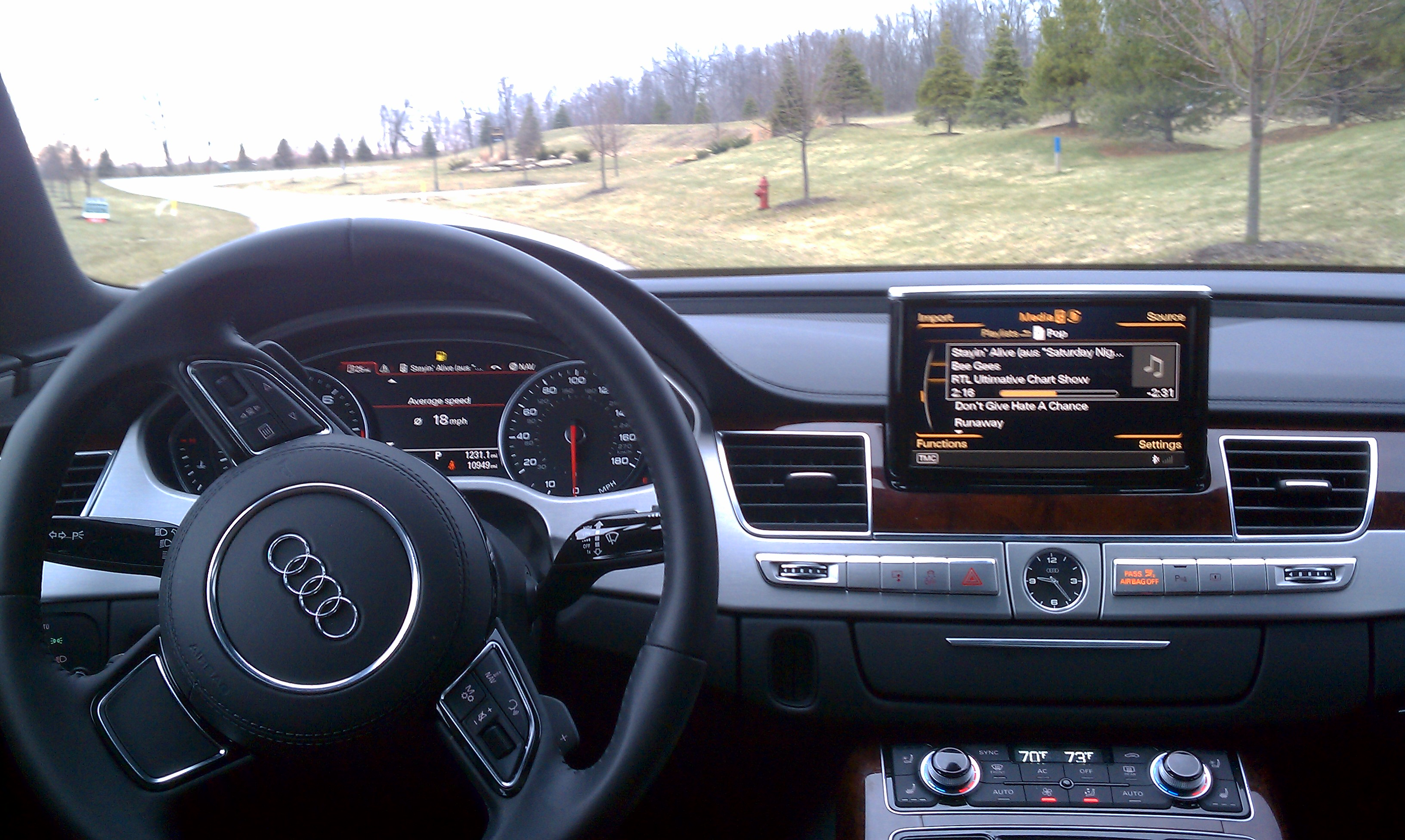 Review 2011 Audi A8 News Top Speed