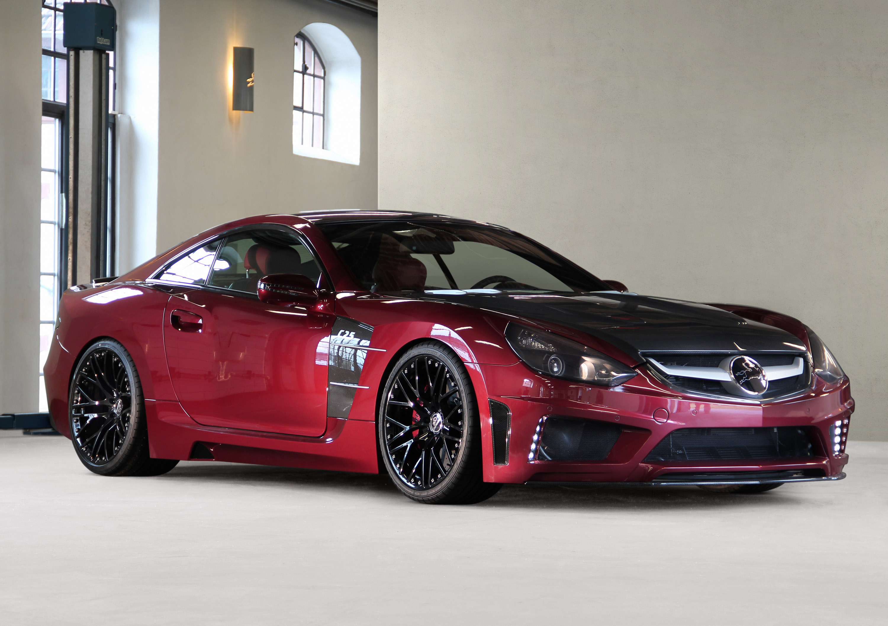 2011 Super GT Carlsson C25 Royale | Top Speed