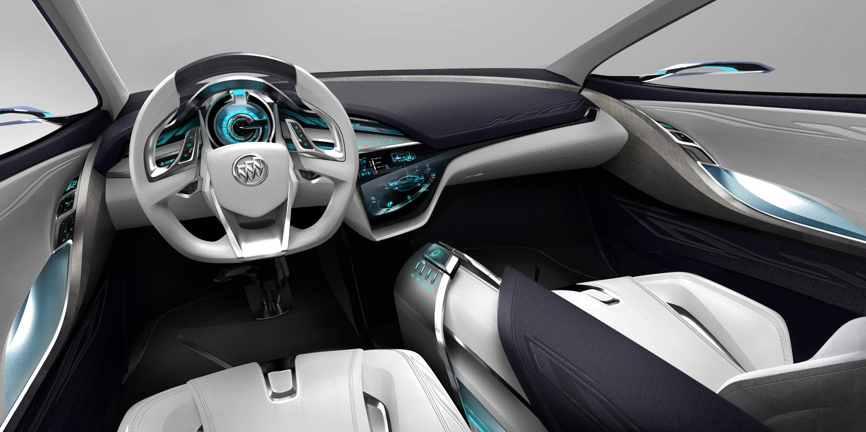 2011 Buick Envision Concept | Top Speed. »