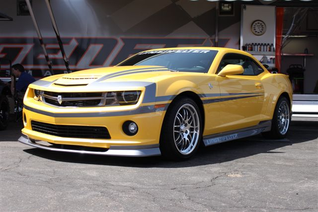 2011 Chevrolet LS7 Camaro L28 By Lingenfelter   Top Speed
