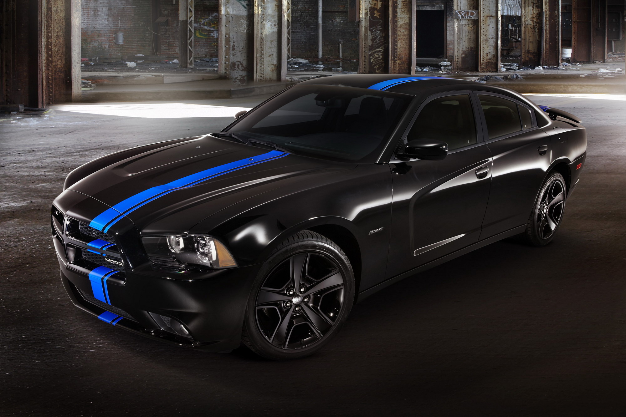 2011 Dodge Mopar Charger Special Top Speed
