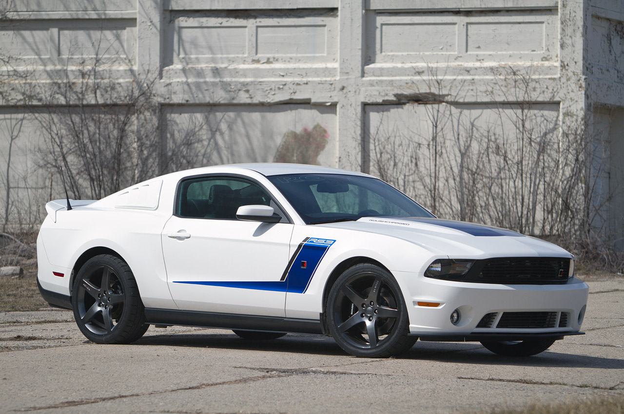 2012 Ford 'RS3' Mustang By Roush Performance | Top Speed